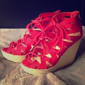Women's Heels, Wedges